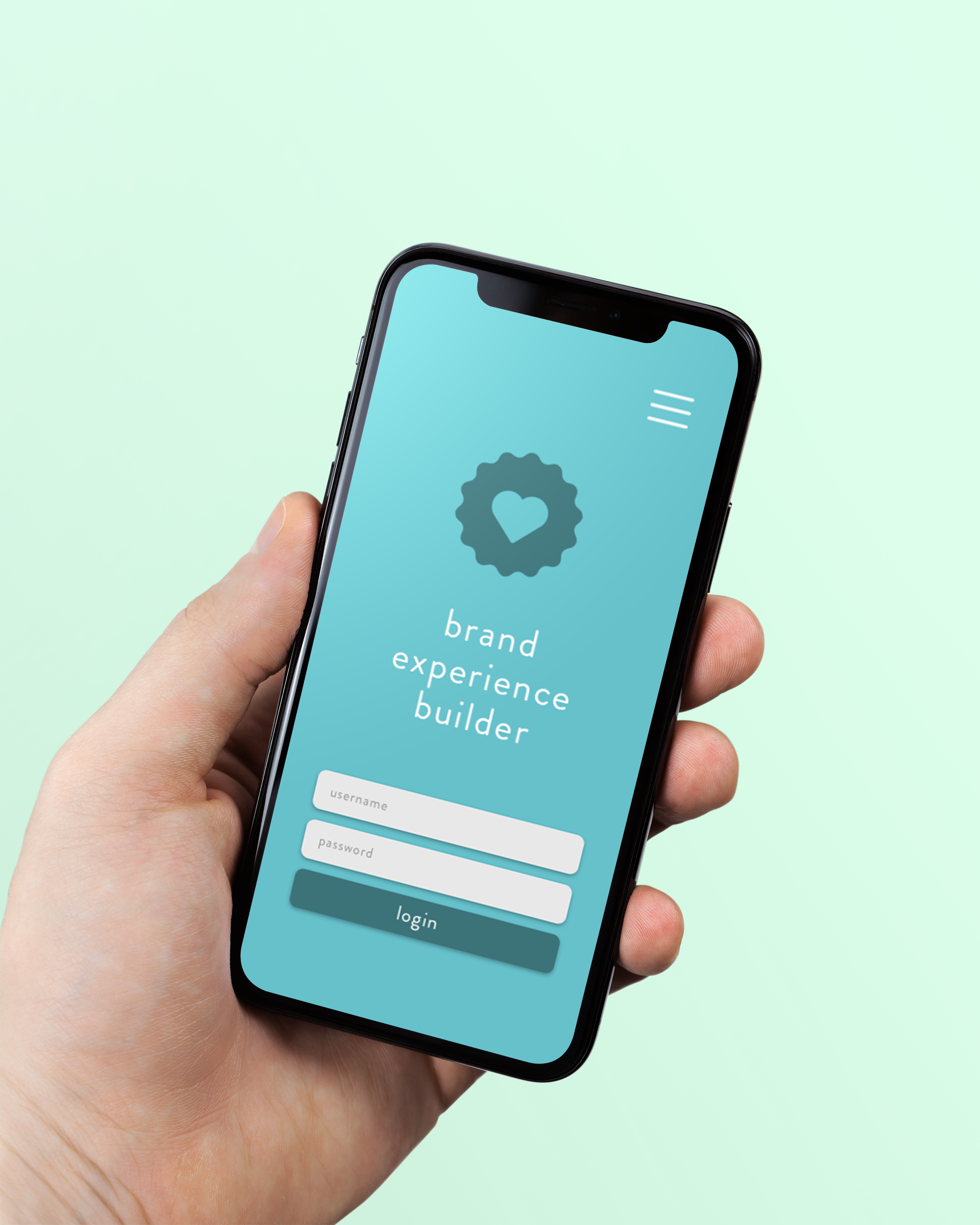 Brand Experience Builder App