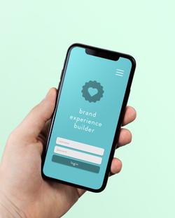 Brand Experience Builder App