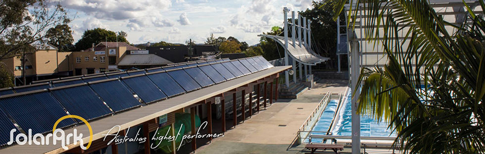 Solar Heating Commercial Pool Sydney