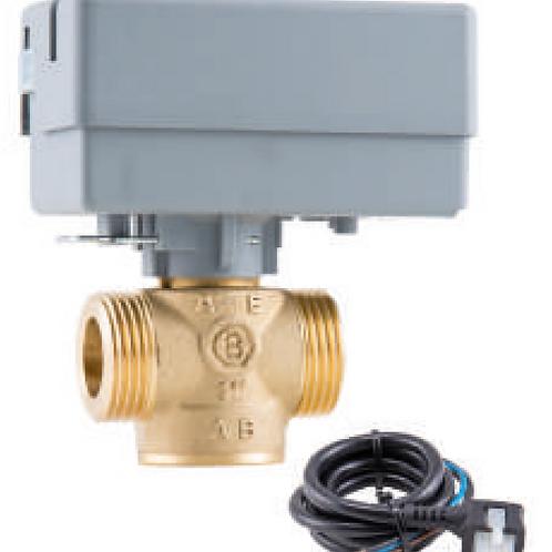 2-way zone valve (DN25)