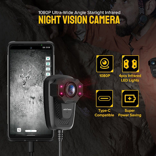Rugged Night Vision SmartPhone