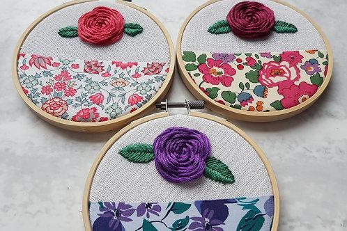 Liberty Fabric Roses