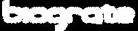 biograte logo white