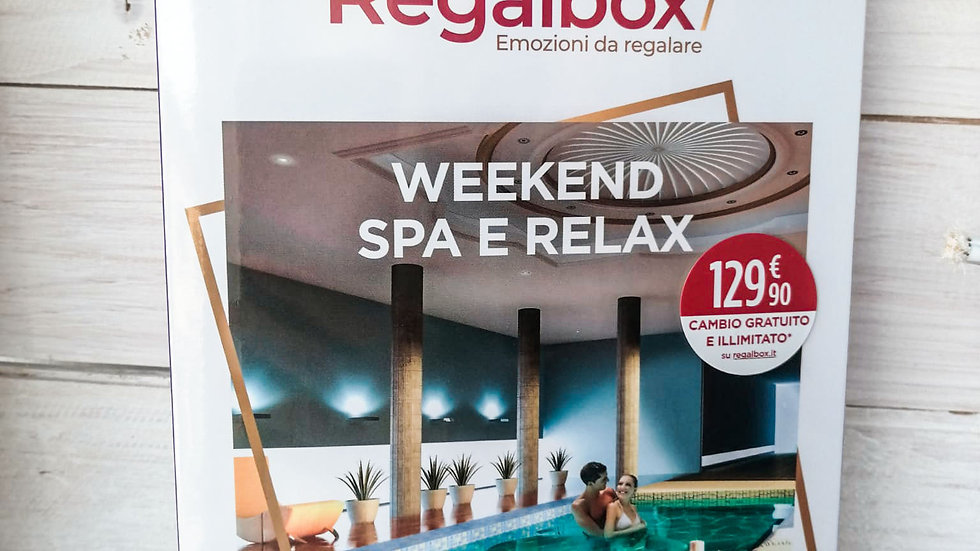weekend SPA e relax