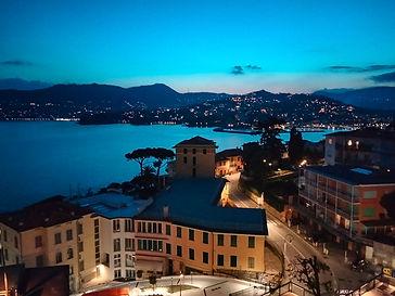 Vista dall'Hotel Bristol