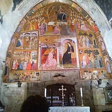 Gita Frasassi, Assisi e Ravenna