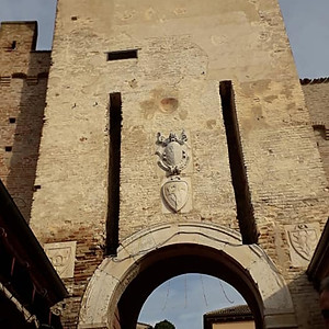 Candelara, Pesaro, Gradara