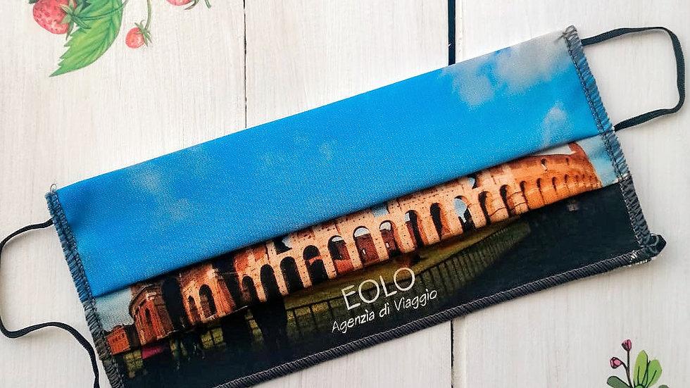 Mascherina Colosseo