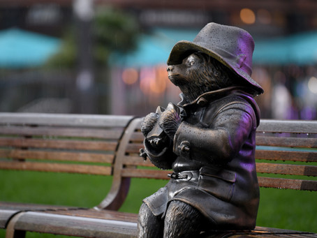 PADDINGTON STATUE UNVEILED IN LONDON'S LEICESTER SQUARE