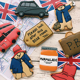 BISCUITEERS LAUNCHES PADDINGTON COLLECTION