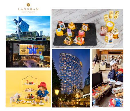 NEW PADDINGTON EXPERIENCES LAUNCH AT THE LANGHAM HOTELS IN CHINA