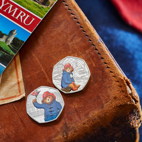 PADDINGTON COINS LAUNCH WITH ROYAL MINT