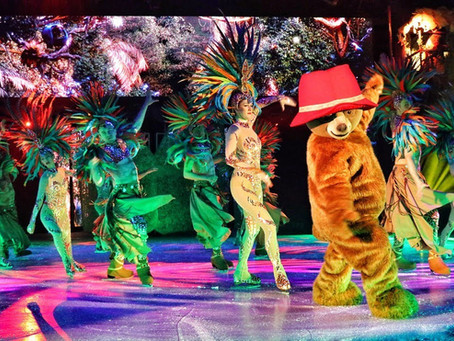 PADDINGTON ON ICE ARRIVES AT HYDE PARK WINTER WONDERLAND 2019