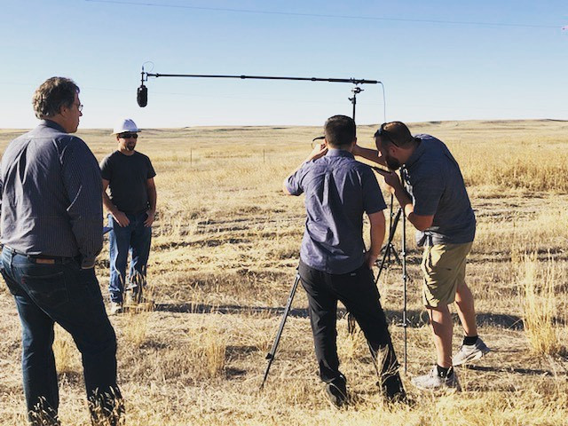 Out here in #ritzvillewa filming with Ad
