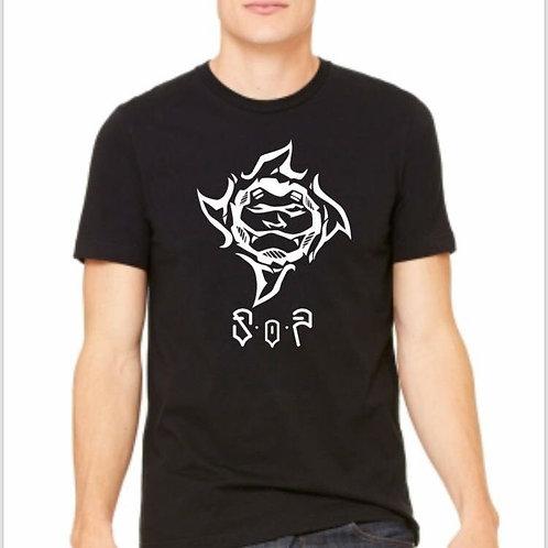 S.o.P Black Shirt