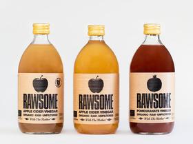 Rawsome Organic Vinegars