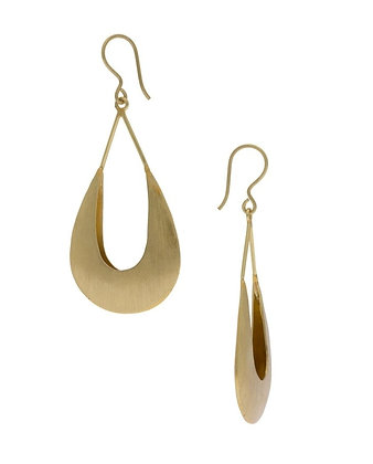 Virgo 18K Gold Plated Earring