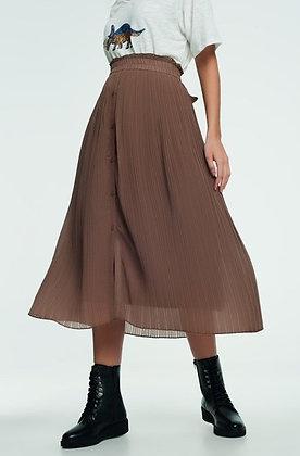 Floaty Midi Skirt