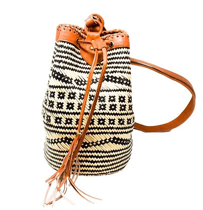 Delilah Bucket Bag - Caramel