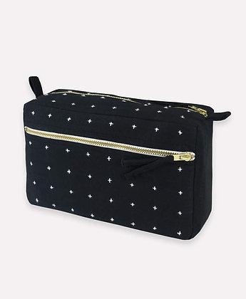 Cross Stitch Toiletry Bag