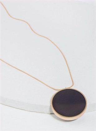 Monocle Adjustable Necklace