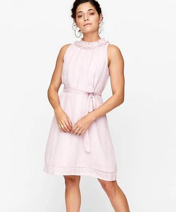 Shimmer Pastel Pink Dress