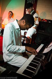 Xavier Harry au Sunset Sunside Jazz Club