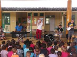 Tournée Guyane 2013