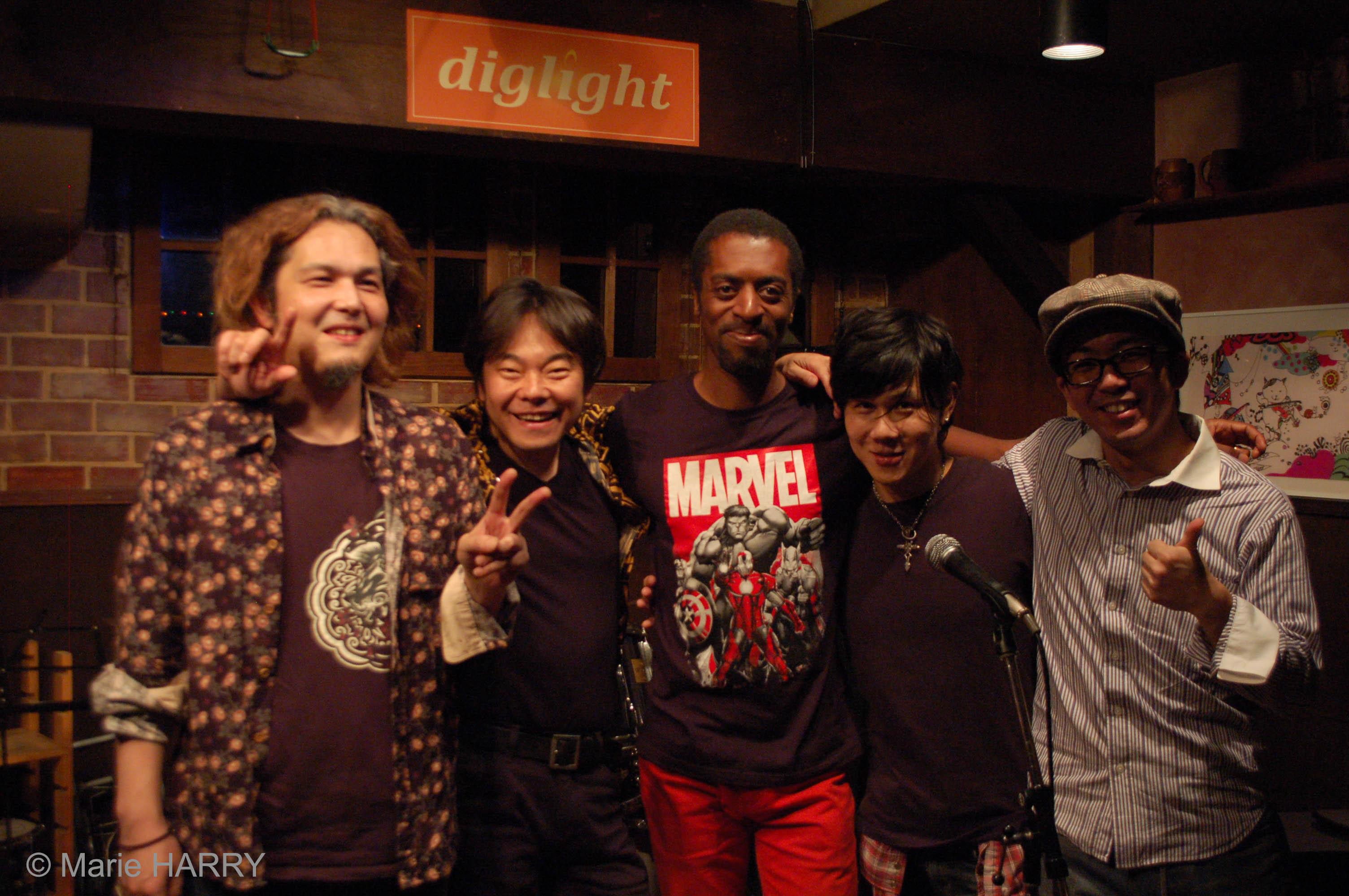 Tournée Japon 2015