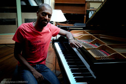 Enregistrement CD piano solo 2015