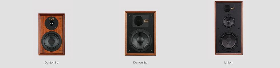 Wharfedale Linton, 80, 85 Speakers