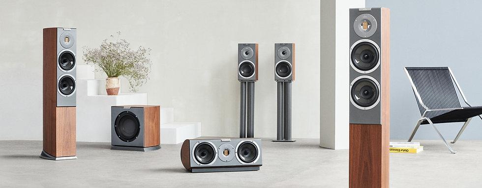 Audiovector Speaker