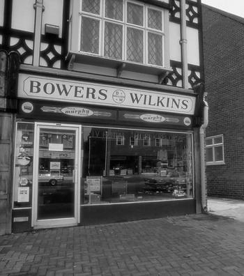 Bowers & Wilkins