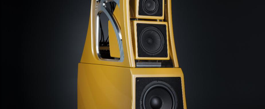 Wilson Audio Chronosonic XVX Speaker- Distinction Audio