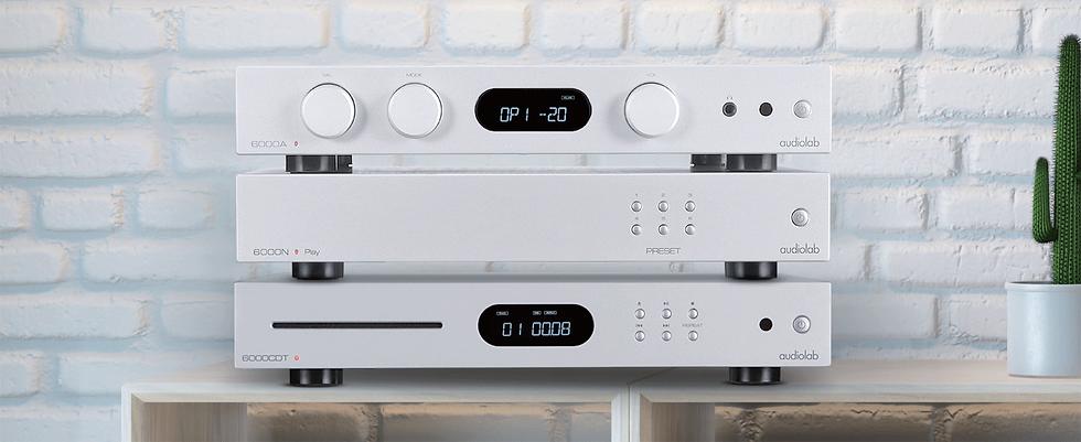 Audiolab 6000 Series