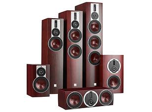 Dali rubicon Distinction Audio