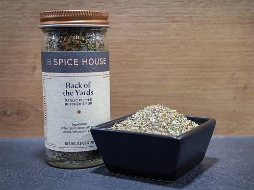 Back of the Yards Garlic Pepper Butcher's Rub