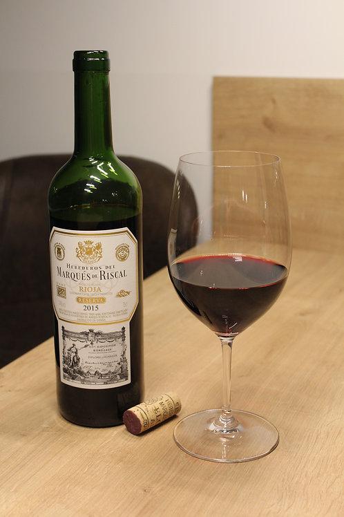 Spanien - Marqués de Riscal Rioja