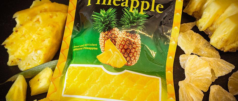 Philippinen - Getrocknete Ananas