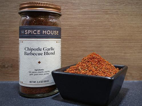 Chipotle Garlic Barbecue Blend
