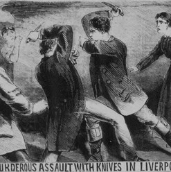 21 August 1869. Illustrated Police News