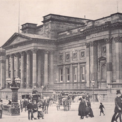 Liverpool Museum, William Brown Street c1875