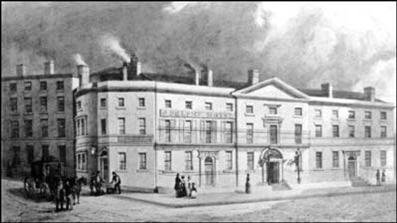 First Adelphi Hotel