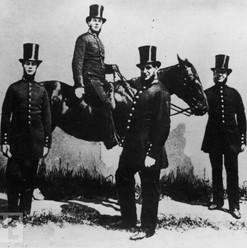 London Metropolitan Police 1860