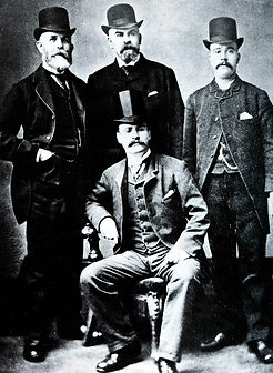 Rochdale Detectives 1880s