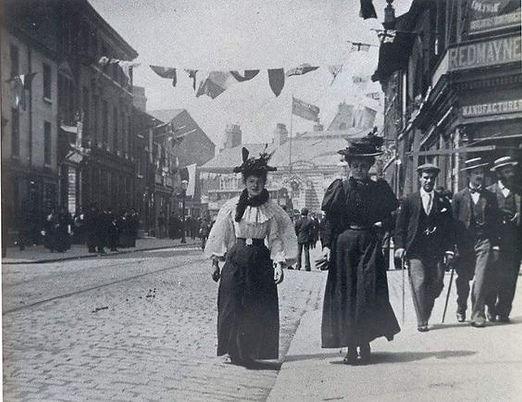 Church Street, Liverpool c1890