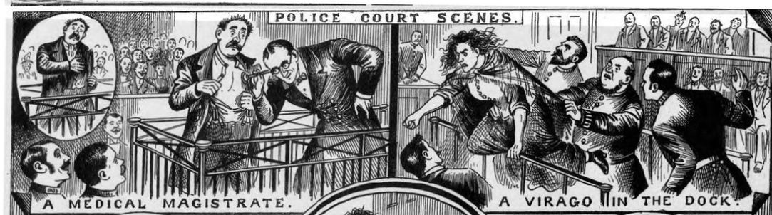 26 May 1895 Illustrated Police News