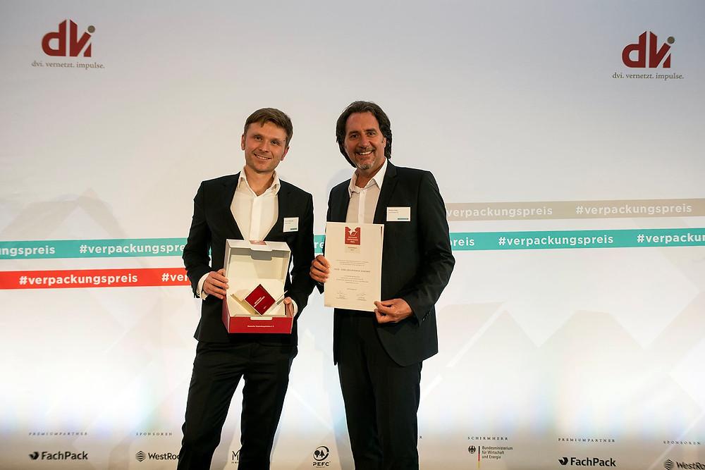 Inuru Deutscher Verpackungspreis 2018
