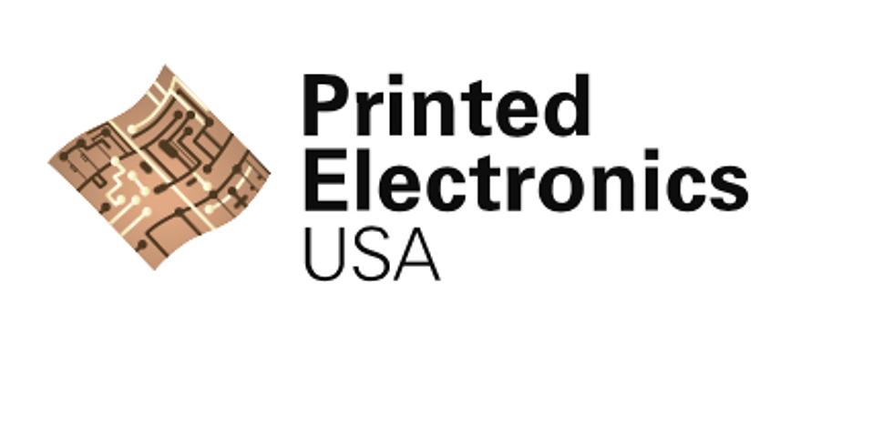 Printed Electronis USA 2019, Santa Clara CA