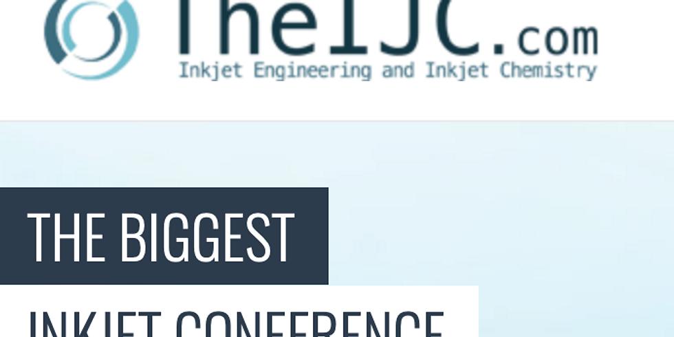 The IJC 2019 - The Ink-Jet-Printing Conference 2019 , Düsseldorf Germany